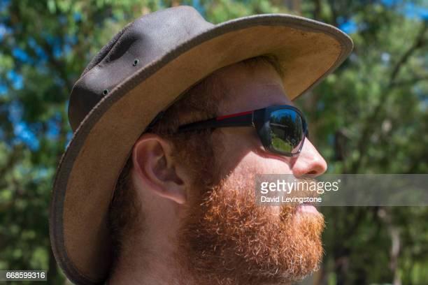 Handsome Australian young man
