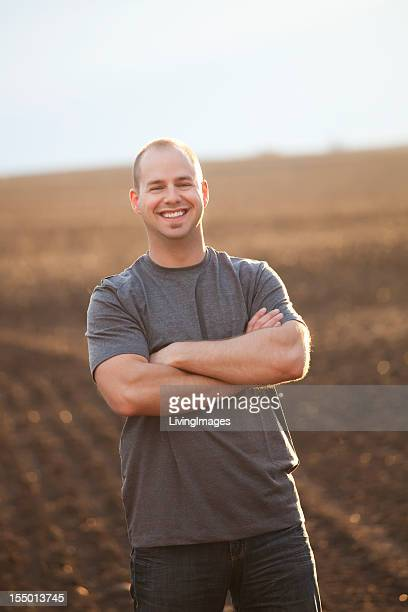 Handsome Farmer