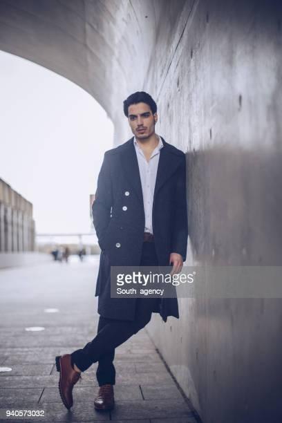 Handsome gentleman