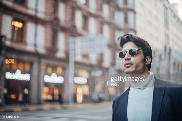 handsome guy - modern manhood stock pictures, royalty-free photos & images