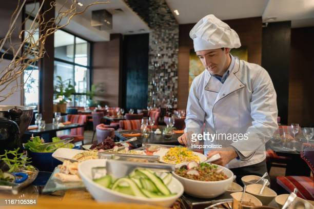 World S Best Chef Salad Stock Pictures Photos And Images