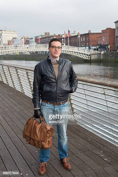 Bell'uomo a Dublino, Irlanda