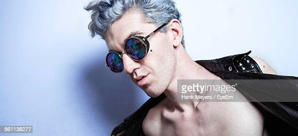 Handsome Man With Sunglasses