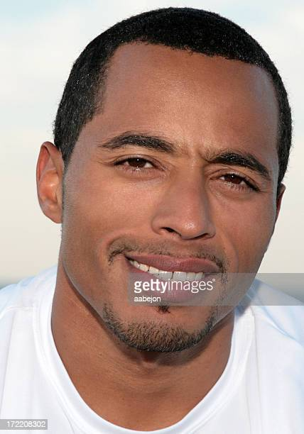 handsome - most handsome black men stock photos and pictures