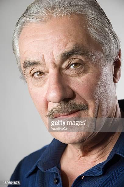 Schöner alter Mann