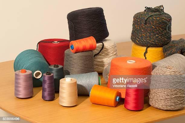 handwork in italy - 裁縫道具 ストックフォトと画像