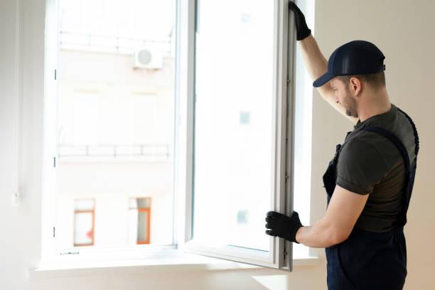 Residential glass repairs