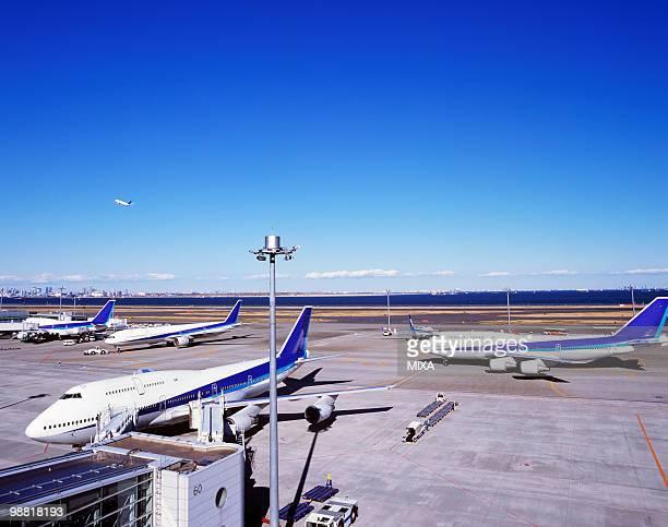 Haneda Airport, Ota, Tokyo, Japan
