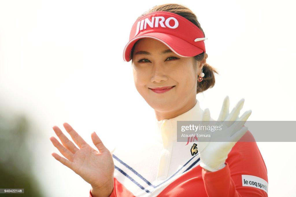 Yamaha Ladies Open - Round Three