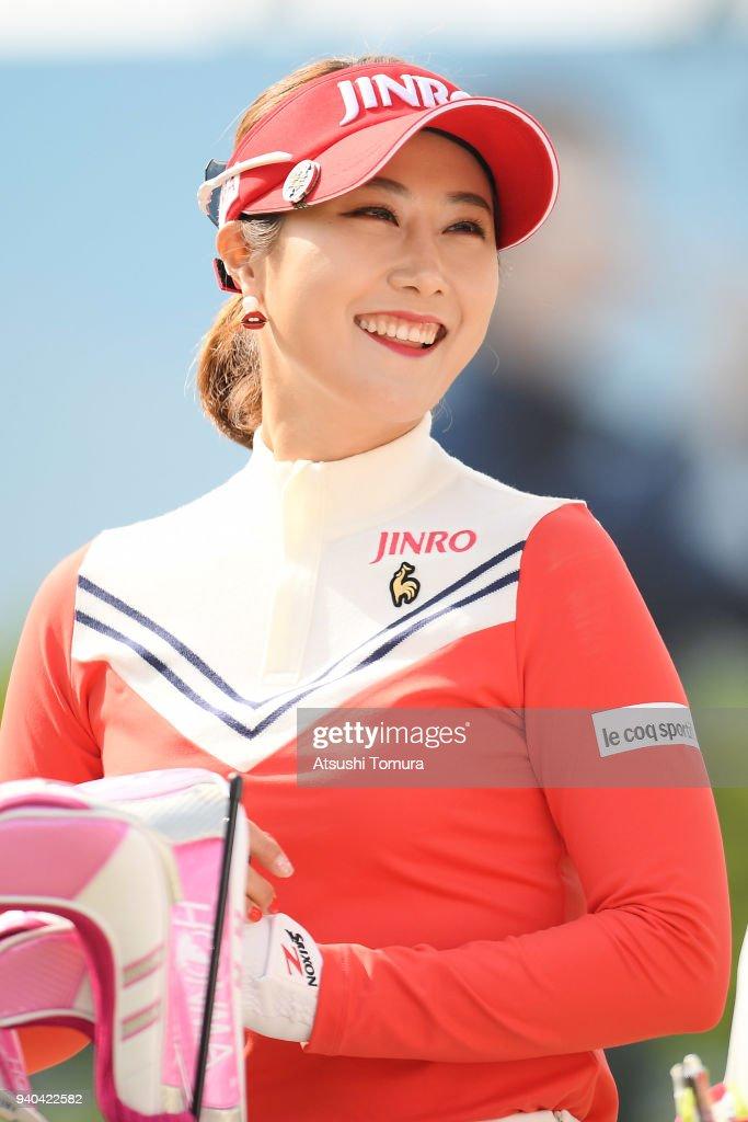Yamaha Ladies Open - Round Three : News Photo