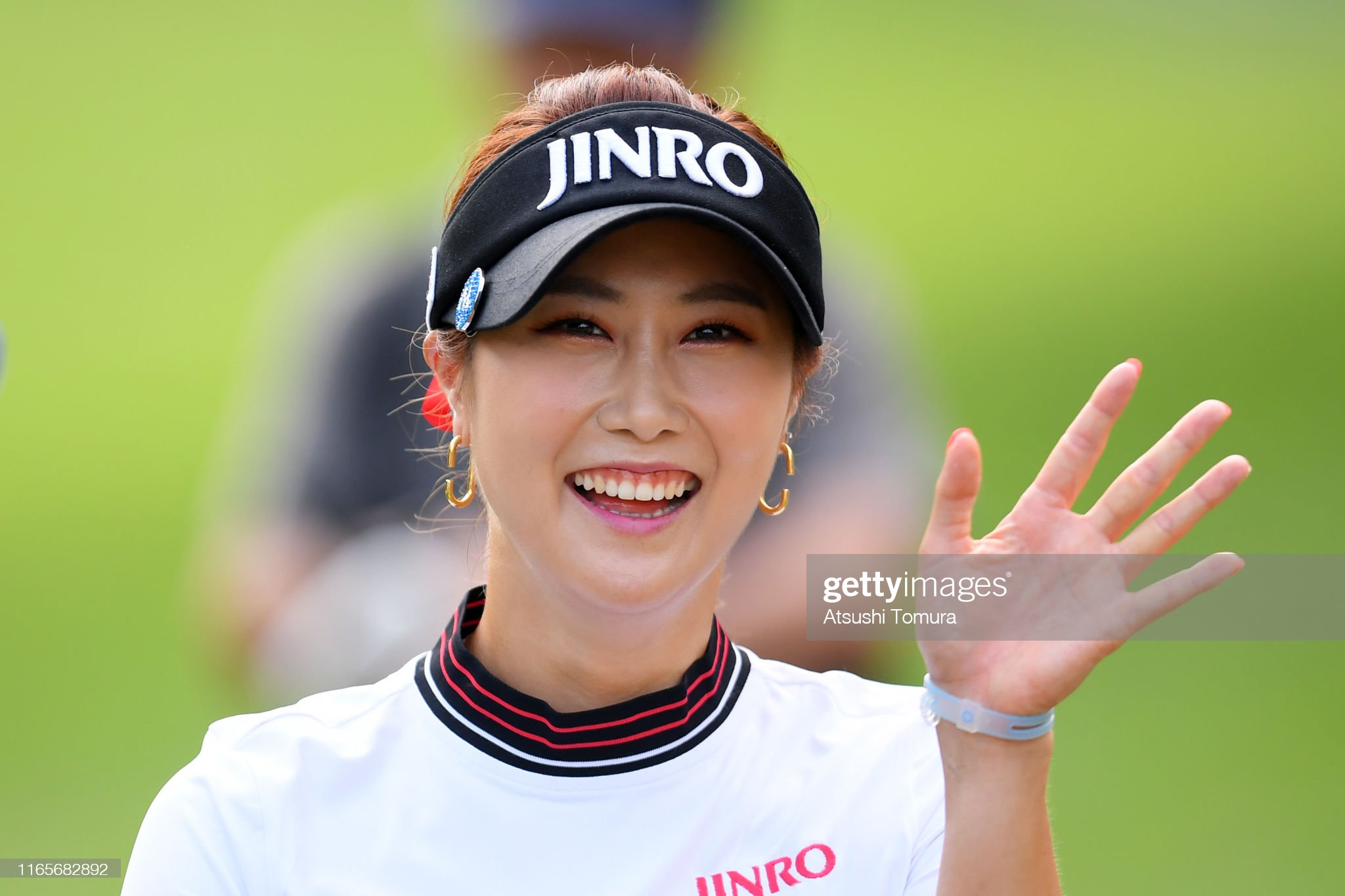 https://media.gettyimages.com/photos/haneul-kim-of-south-korea-waves-during-the-second-round-of-the-daito-picture-id1165682892?s=2048x2048