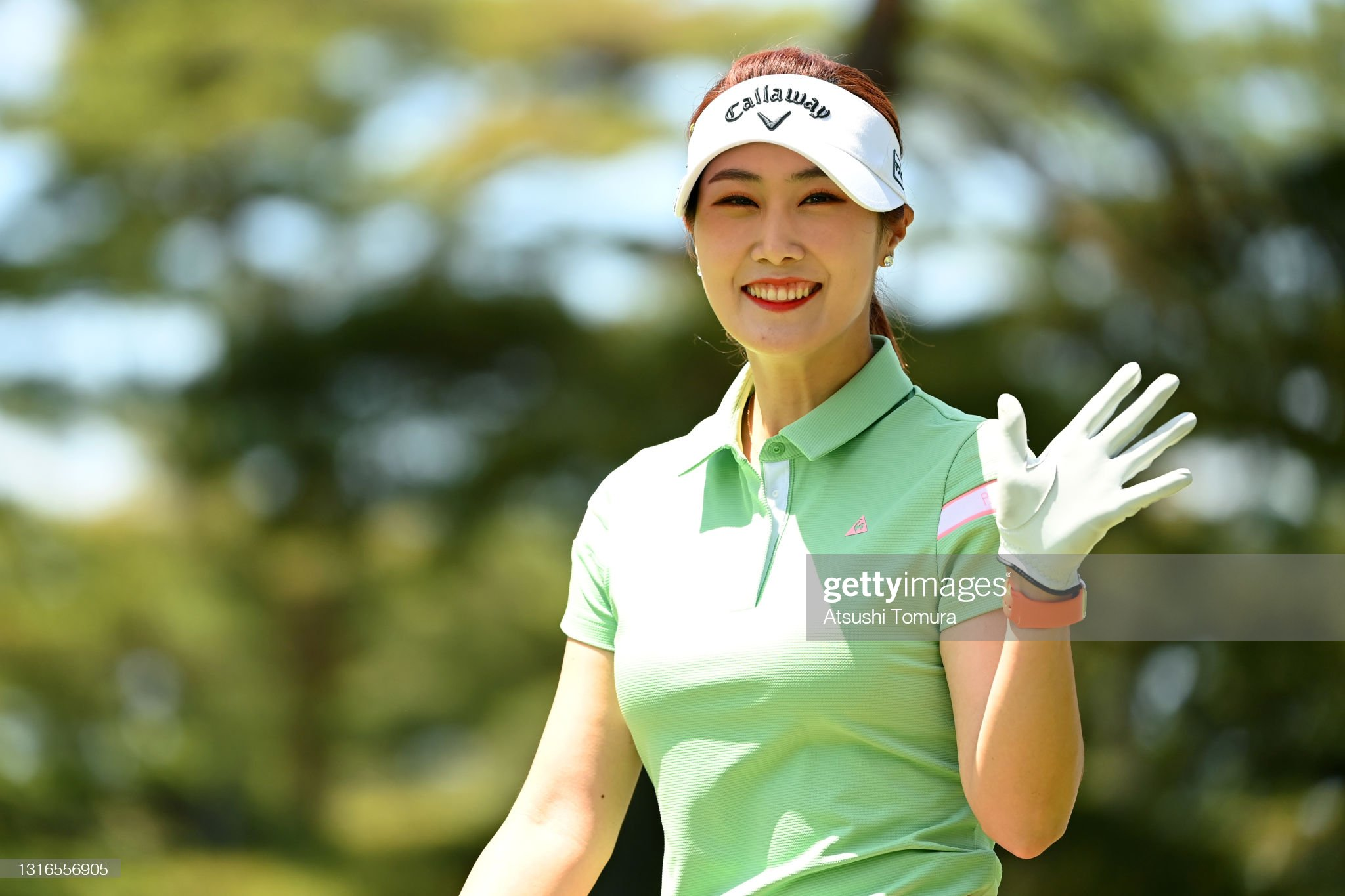 https://media.gettyimages.com/photos/haneul-kim-of-south-korea-waves-on-the-12th-hole-during-the-first-of-picture-id1316556905?s=2048x2048