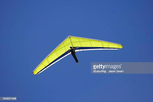 hang gliding - s0ulsurfing stock pictures, royalty-free photos & images