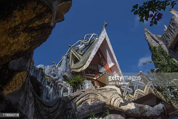 Hang Nga Villa usually called Crazy House was designed and built as a personal project by architect Dang Viet Nga Its original name means Moon Villa...