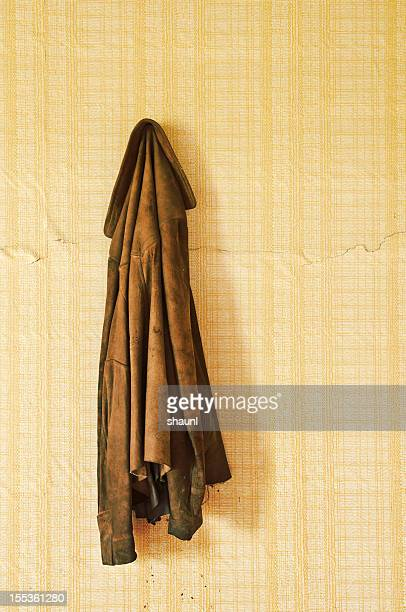 hang your jacket - coat stock pictures, royalty-free photos & images