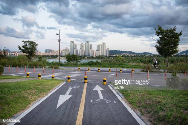 Hangang Cycling Trail, Seoul