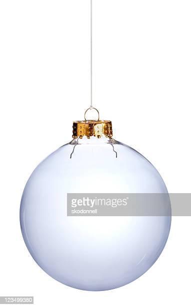 Boule de Noël suspendu
