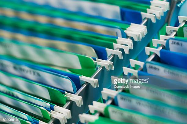 hanging file folders - hanging file stock pictures, royalty-free photos & images