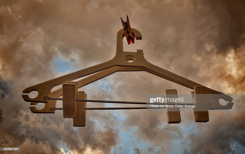 Hanging from Heaven : Stock Photo