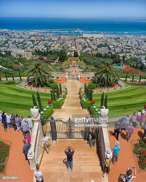 Hanging Gardens of Haifa