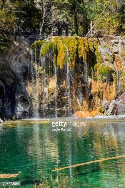 Hanging Lake In Glenwood Canyon, Colorado