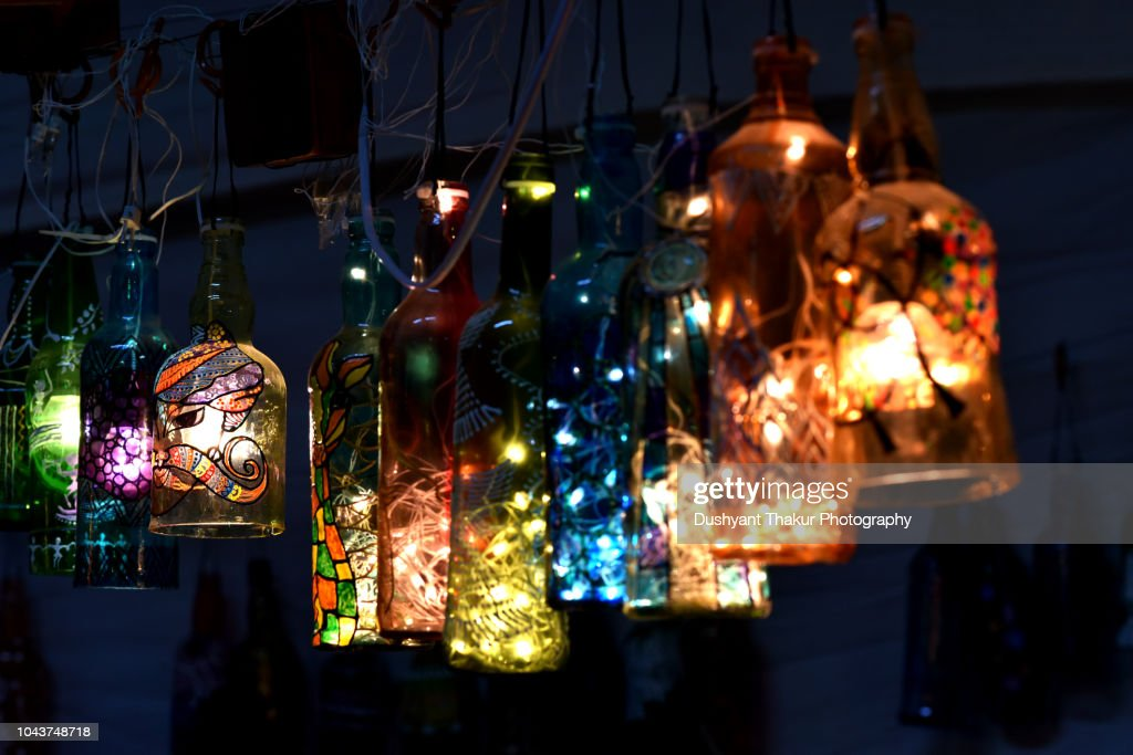 Hanging Lights Home Decor Stock Foto Getty Images