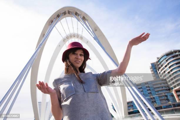 Hanging Out at Seafarers Bridge