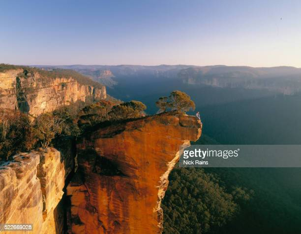 Hanging Rock in Blue Mountains National Park