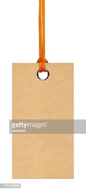 Hanging Tag (Clipping Path)