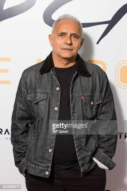 Hanif Kureishi arrives for the David Gilmour 'Live At Pompeii' premiere screening at Vue West End on September 5 2017 in London England