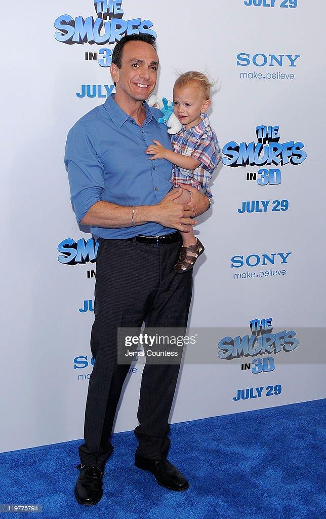 """The Smurfs"" World Premiere - Red Carpet : News Photo"