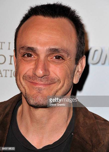 Hank Azaria arrives at the Children Mending Hearts Gala at the House Of Blues on February 18 2009 in Los Angeles California