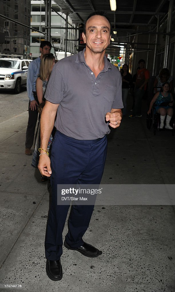 Hank Azaria as seen on July 28, 2013 in New York City.