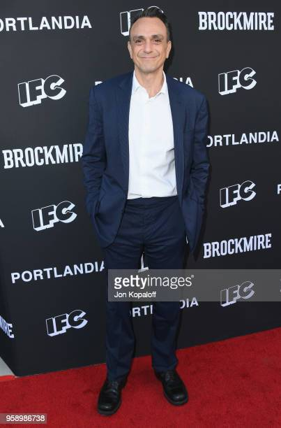 Hank Azaria attends IFC Hosts Brockmire And Portlandia EMMY FYC Red Carpet Event at Saban Media Center on May 15 2018 in North Hollywood California