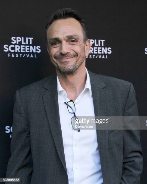 Hank Azaria attends the 2017 Split Screens Festival to discuss 'Brockmire' at IFC Center on June 7 2017 in New York City