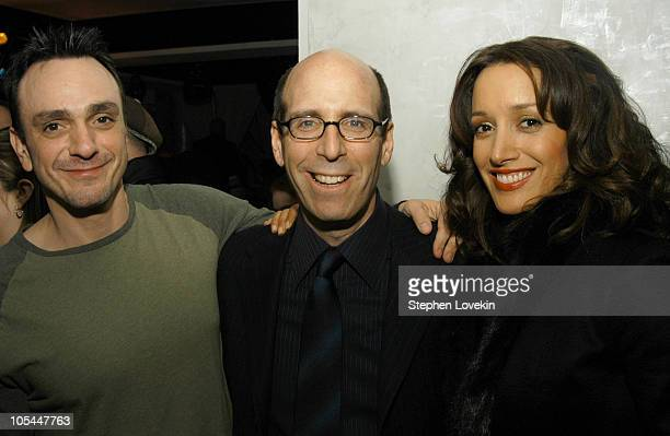 Hank Azaria Chairman and CEO of Showtime Matt Blank and Jennifer Beals