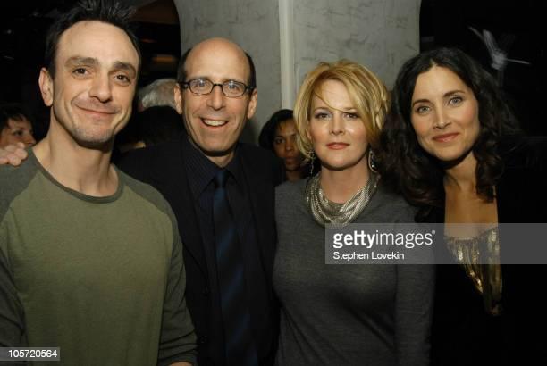 Hank Azaria Chairman and CEO of Showtime Matt Blank Laurel Holloman and Rachel Shelley