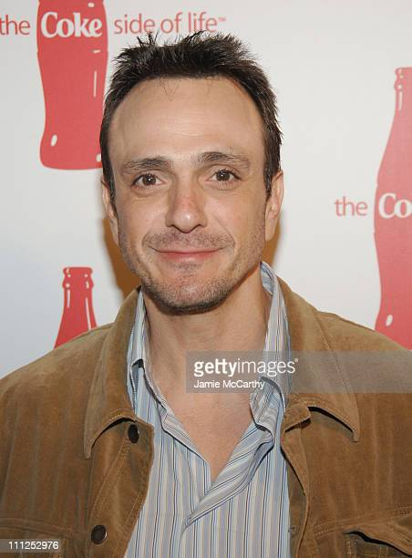 Hank Azaria during Coca Cola's Coke Side Of Life Launch Party at Capitale in New York City at Capitale in New York City New York United States