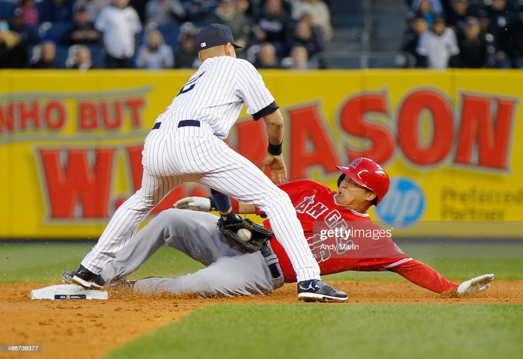 Los Angeles Angels of Anaheim v New York Yankees
