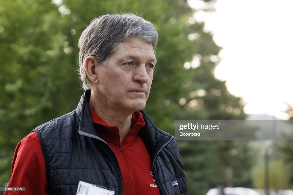 The Allen & Co. Media And Technology Conference : News Photo