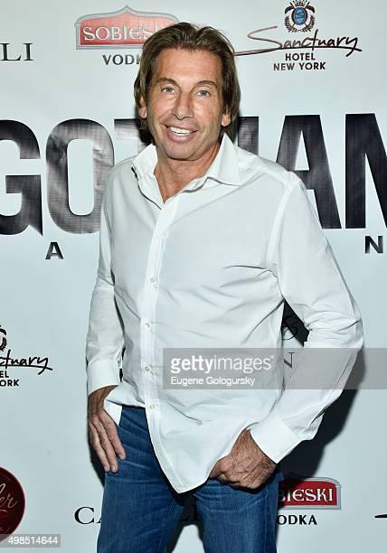 Hank Freid attends the GOTHAM Men's event with host Antonio Cromartie at Tender Restaurant in The Sanctuary Hotel at Tender at the Sanctuary Hotel on...