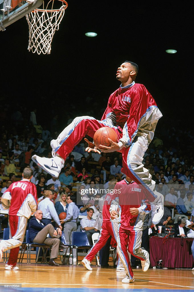 Hank Gathers - Loyola  Marymount Lions : News Photo