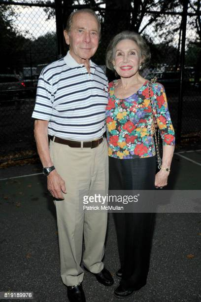 Hank Greenberg and Corrine Greenberg attend CHINA ARTS FOUNDATION Welcomes the SHANGHAI SYMPHONY ORCHESTRA at The Great Lawn on July 13 2010 in New...