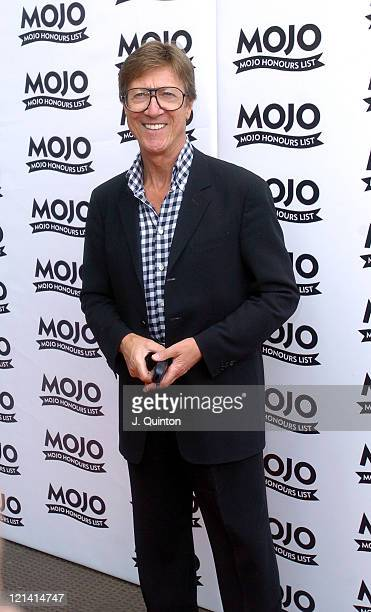Hank Marvin during Mojo Honours List Awards 2004 Arrivals at Banqueting Hall in London Great Britain