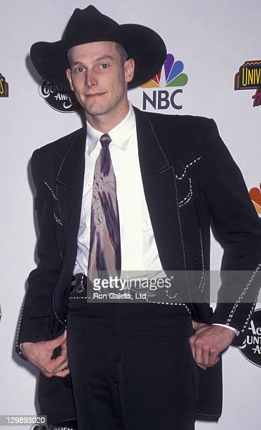 Hank Williams III attends 32nd Annual Academy of Country Music Awards on April 23 1997 at the Universal Ampitheater in Universal City California