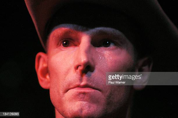 Hank Williams III performs at Saint Andrews Hall on November 25 2011 in Detroit Michigan