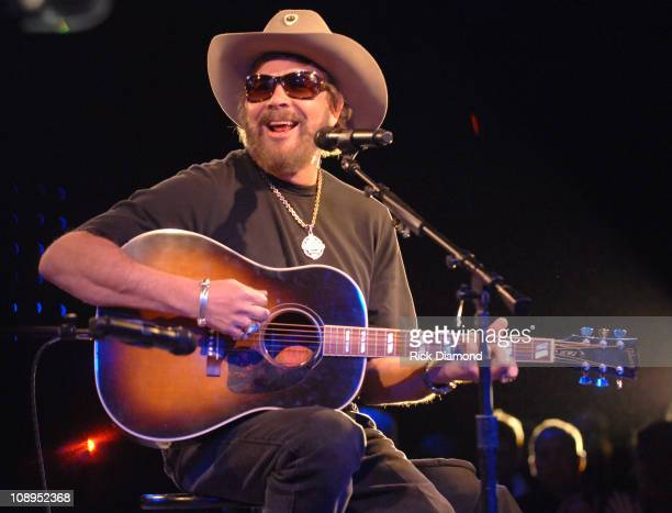 Hank Williams Jr. During 54th Annual BMI Country Awards - Show at BMI Offices in Nashville, Tennessee, United States.