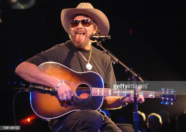 Hank Williams Jr during 54th Annual BMI Country Awards Show at BMI Offices in Nashville Tennessee United States