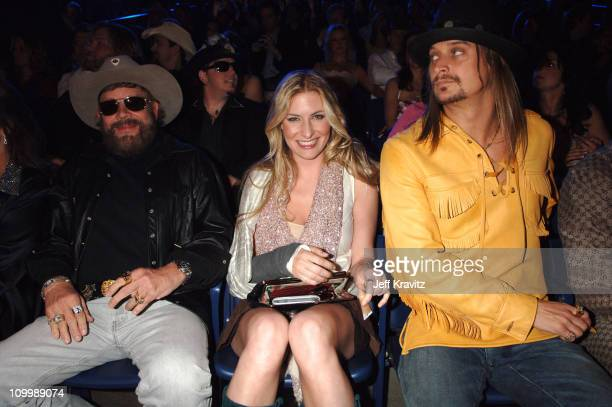 Hank Williams Jr guest and Kid Rock *exclusive*