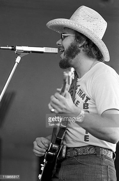 Hank Williams Jr Performs for a Record Industry Audience
